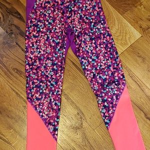Old Navy Active Leggings, Size 8